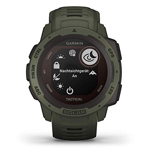 Garmin Instinct Solar Tactical - 2