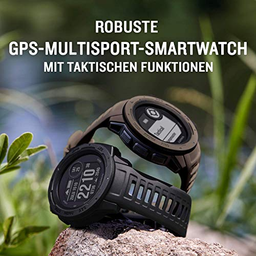 Garmin Instinct Solar Tactical - 4