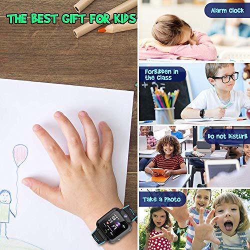 PTHTECHUS Kinder Smartwatch - 3