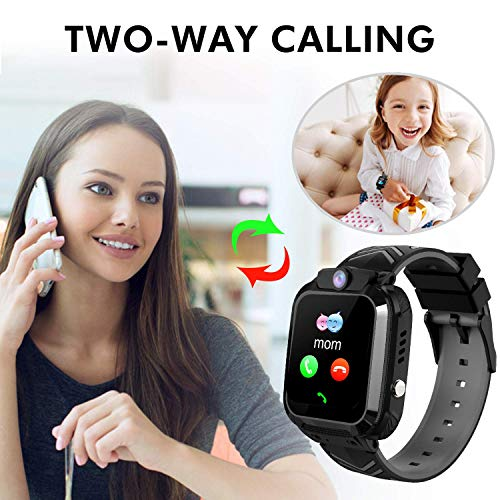PTHTECHUS Kinder Smartwatch - 4