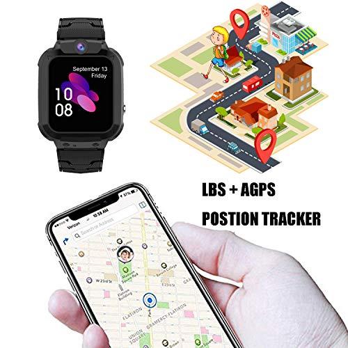 PTHTECHUS Kinder Smartwatch - 5