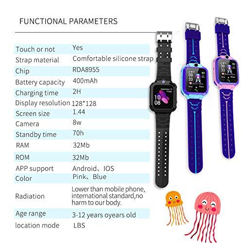 PTHTECHUS Kinder Smartwatch - 6