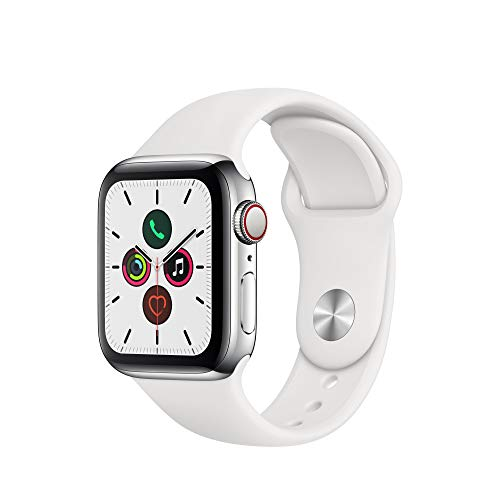 Apple Watch Series 5 (GPS + Cellular, 40 mm)