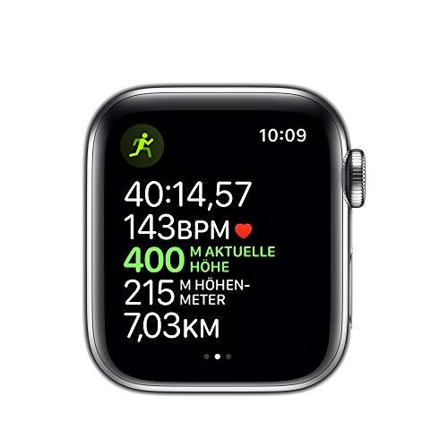 Apple Watch Series 5 (GPS+Cellular, 40 mm) - 4
