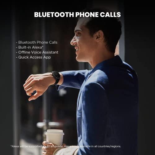 Amazfit GTR 2 Smartwatch mit Bluetooth-Anruf, Sportuhr mit 90 Sportmodi, Fitness Tracker mit Blutsauerstoffsättigungsmesser, 3GB Musikspeicher für Herren Damen - 2