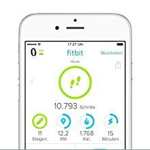 Fitbit Versa app