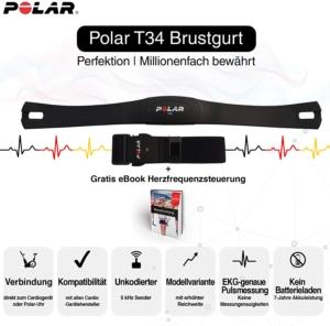 Polar Brustgurt T34