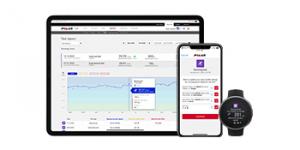 App und Webservice Polar Flow